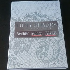 Brand New Fifty Shades Collection Never Opened